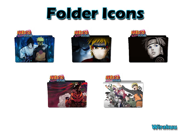 Download Folder Icons Anime Naruto Shippuden