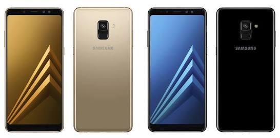 Samsung Galaxy A8 2018, Galaxy A8+ Philippines