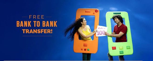 MobiKwik UPI CashBack Offer 2019