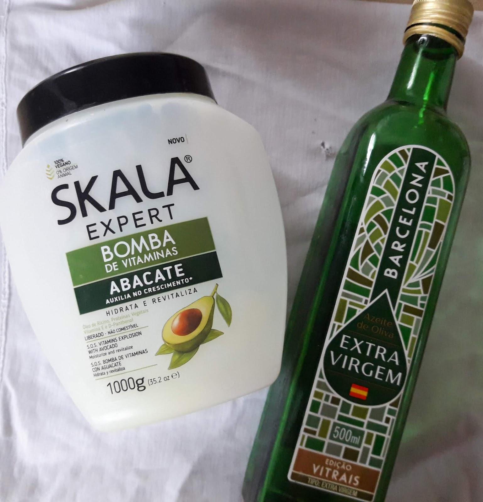 Receitas de pré shampoo fáceis e caseiras