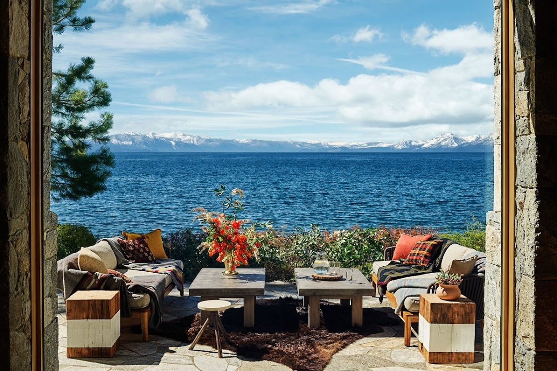 Instagram Co-founder Kevin Systrom's Lake Tahoe Home