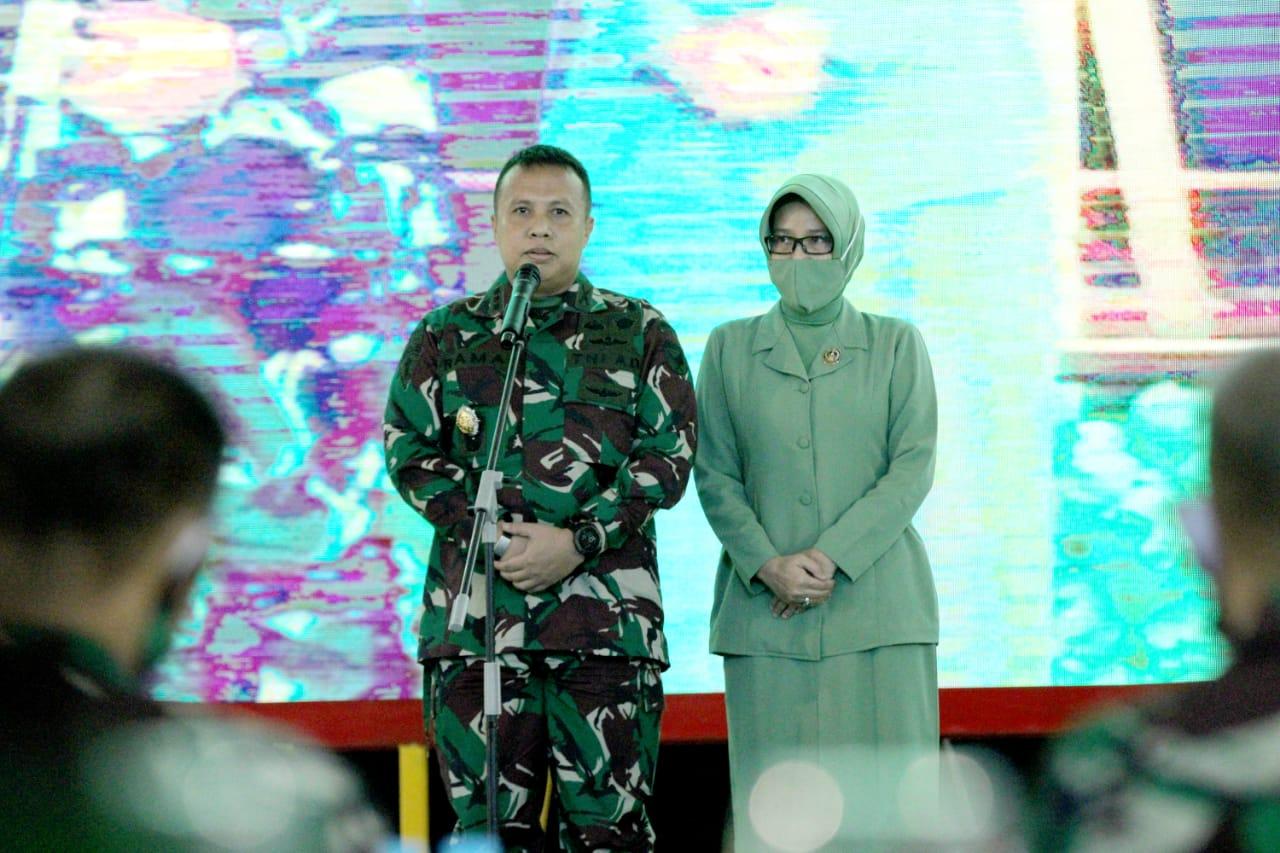 Mengenal Kolonel Inf Rama Pratama, Danbrigif 19/Khatulistiwa yang Baru