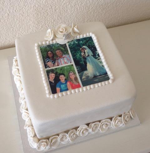 Uitgelezene Friedepiece of Cake: 25 jaar getrouwd... WJ-19