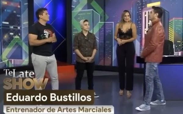 Tunden en redes a programa de Saltillo por burlarse de Eduardo 'Teddy' Bustillos