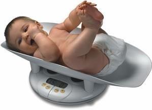 9 lb de diabetes para bebés