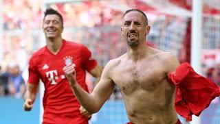 Bayern Munich vs Eintracht Frankfurt 5-1 Highlights