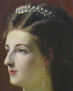 pearl bracelet tiara queen margherita italy savoy musy