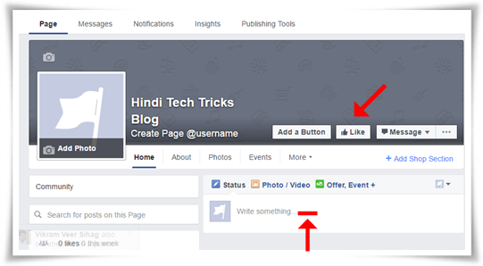 How-To-Create-Facebook-Page-in-Hindi