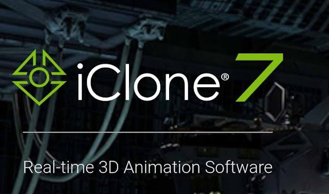 Reallusion iClone Pro 7.7.3518.1