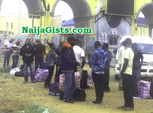 nigerians deported from italy