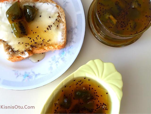 Reçel, tatlı, kış, meyve, kahvaltılık, kişniş
