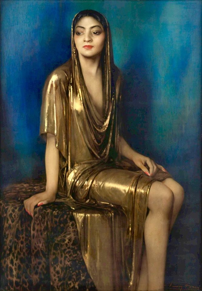 Paintings Belgian Artist - Firmin Baes (1874- 1943)