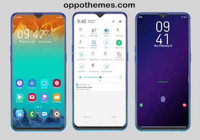 Samsung One Theme For Oppo Realme Android