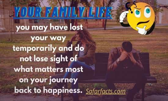 family problems sad quotes.