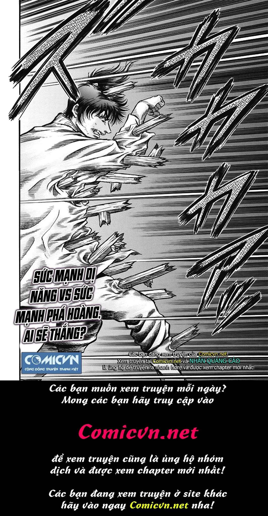 Chú Bé Rồng - Ryuuroden chap 285 - Trang 24