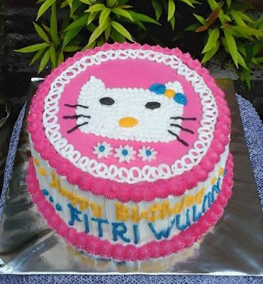 √ cantik dekor cake ultah - home beauty