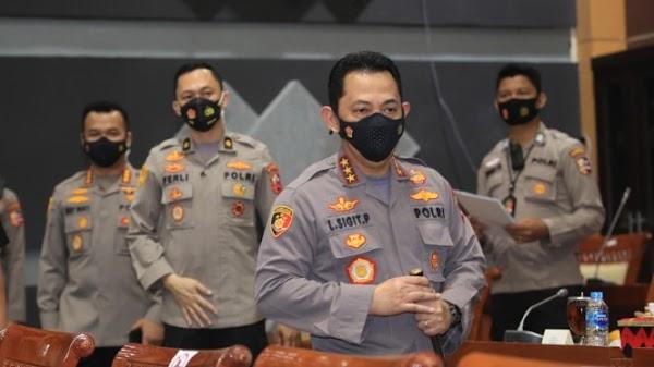 DPR Minta Jajaran Polisi Jalankan Telegram Kapolri Soal Tes Urine Narkoba