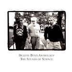 Beastie Boys - Beastie Boys Anthology - The Sounds of Science Cover