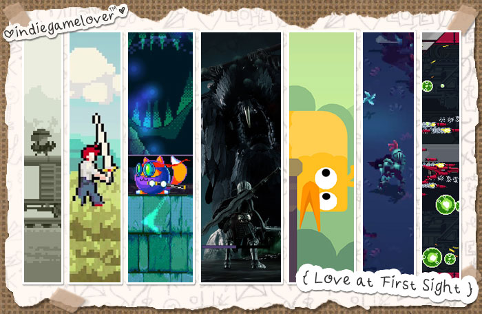 Indie Game Lover: Love at First Sight: February Week 3