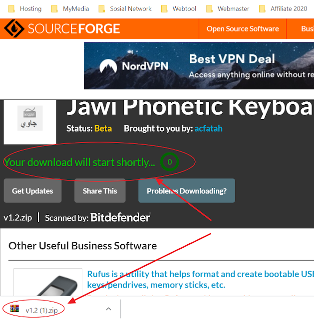 download jawi fonetik