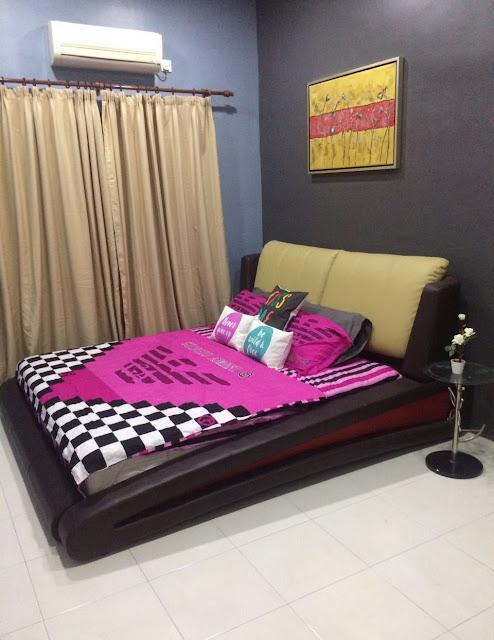 Adni Suite Homestay Seri Manjung Lumut | Master Bedroom