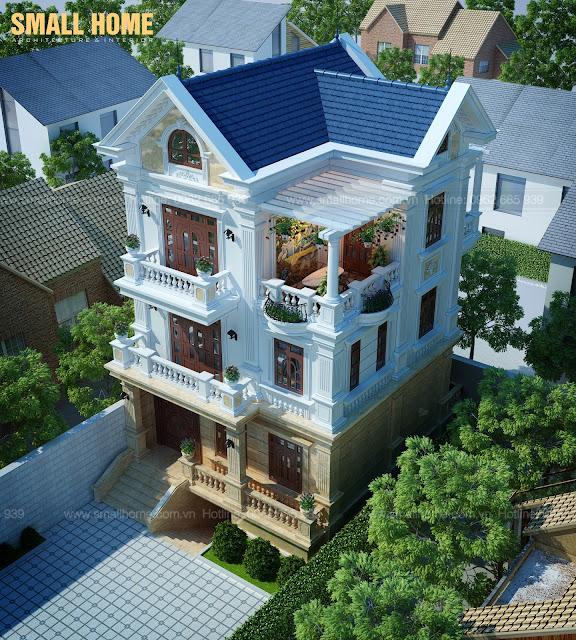 Thiết Kế Nhà Đẹp Tại Nam Định