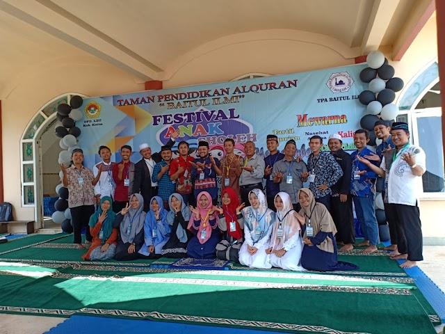 Festival Anak Sholeh sebagai Refleksi Akhir Tahun 2018 LDII Sampit Kotawaringin Timur