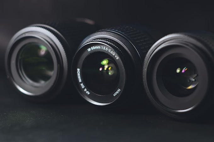 How a Camera or a lens work?