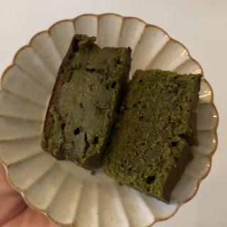 パウンドケーキ,断面図