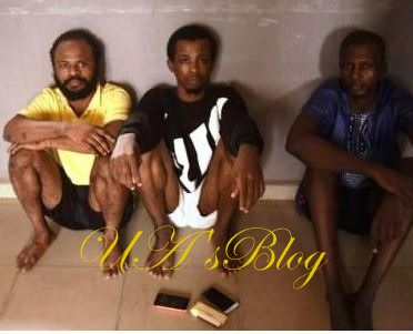 Three Kidnappers Who Abducted Imo Politician Nabbed By Police (Photo)