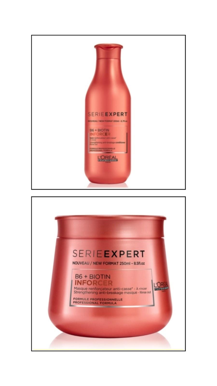 L'Oréal Professionnel  Serie Expert Inforcer