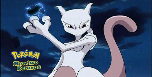 Pokemon Mewtwo Returns Movie Hindi Download Full HD [REMASTERED]