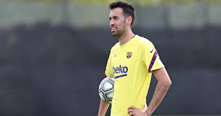 Statistic has proven Busquets to be the most reliable midfielder in Europe