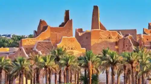 معالم السعودية التاريخية