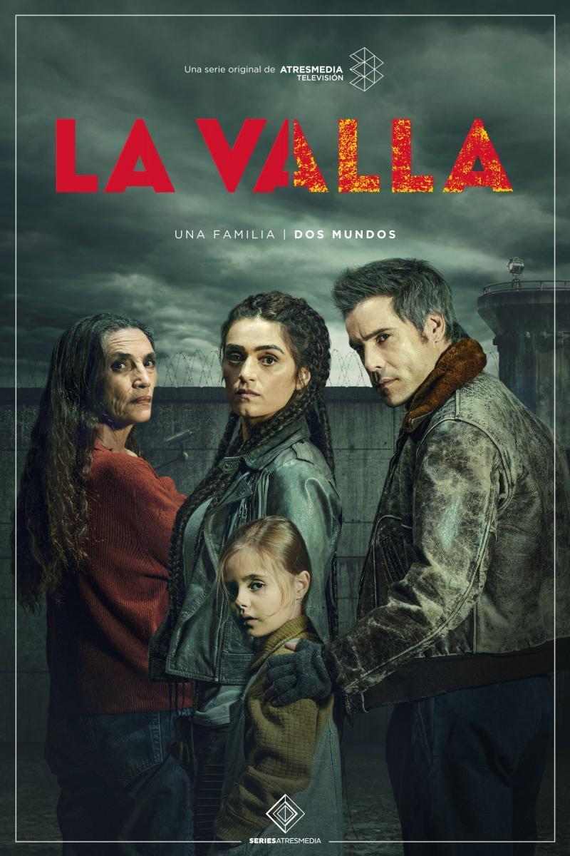 La Valla Temporada 1 Castellano 1080p