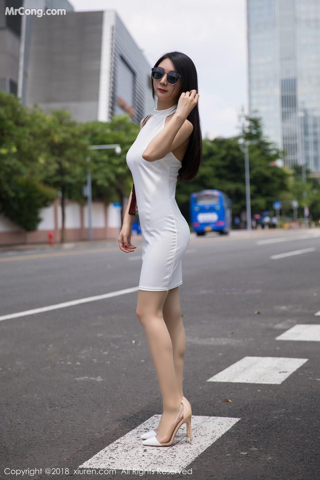 Image XIUREN-No.1149-Xiao-Reba-Angela-MrCong.com-006 in post XIUREN No.1149: Người mẫu Xiao Reba (Angela小热巴) (77 ảnh)