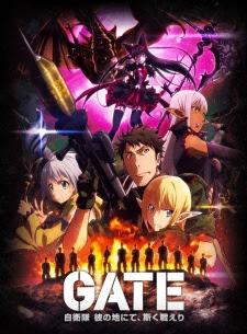 Gate: Jieitai Kanochi nite, Kaku Tatakaeri 2nd Season [LaguAnime.XYZ]