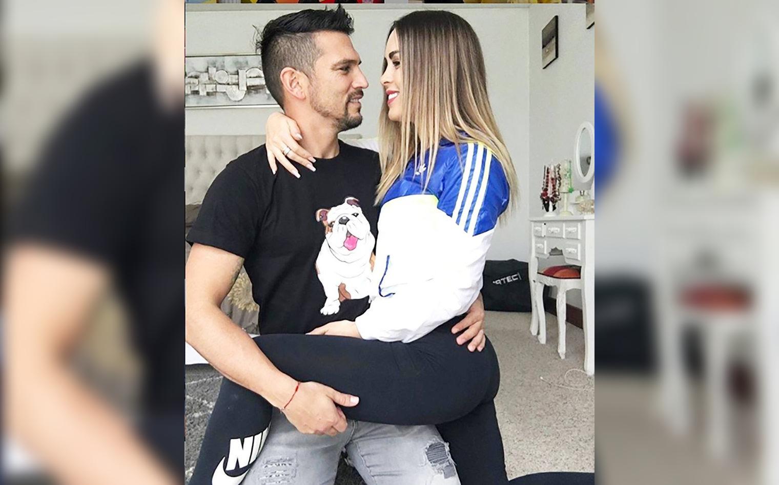 Mark González disfruta su retiro del fútbol en familia