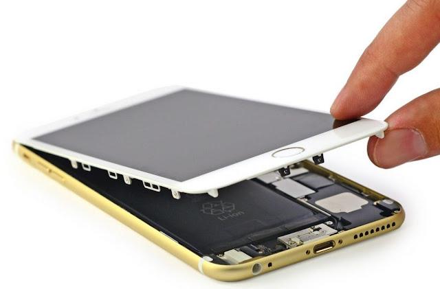 Nên thay màn hình cho iPhone 6 nếu máy gặp lỗi trên màn hình
