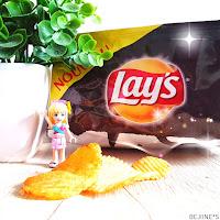 "Unboxing DegustaBox Août ""La Rentrée"" lay's"