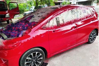 Update Biaya Cat Ulang Mobil Full Body Bengkel Auto 2000 VS Biasa