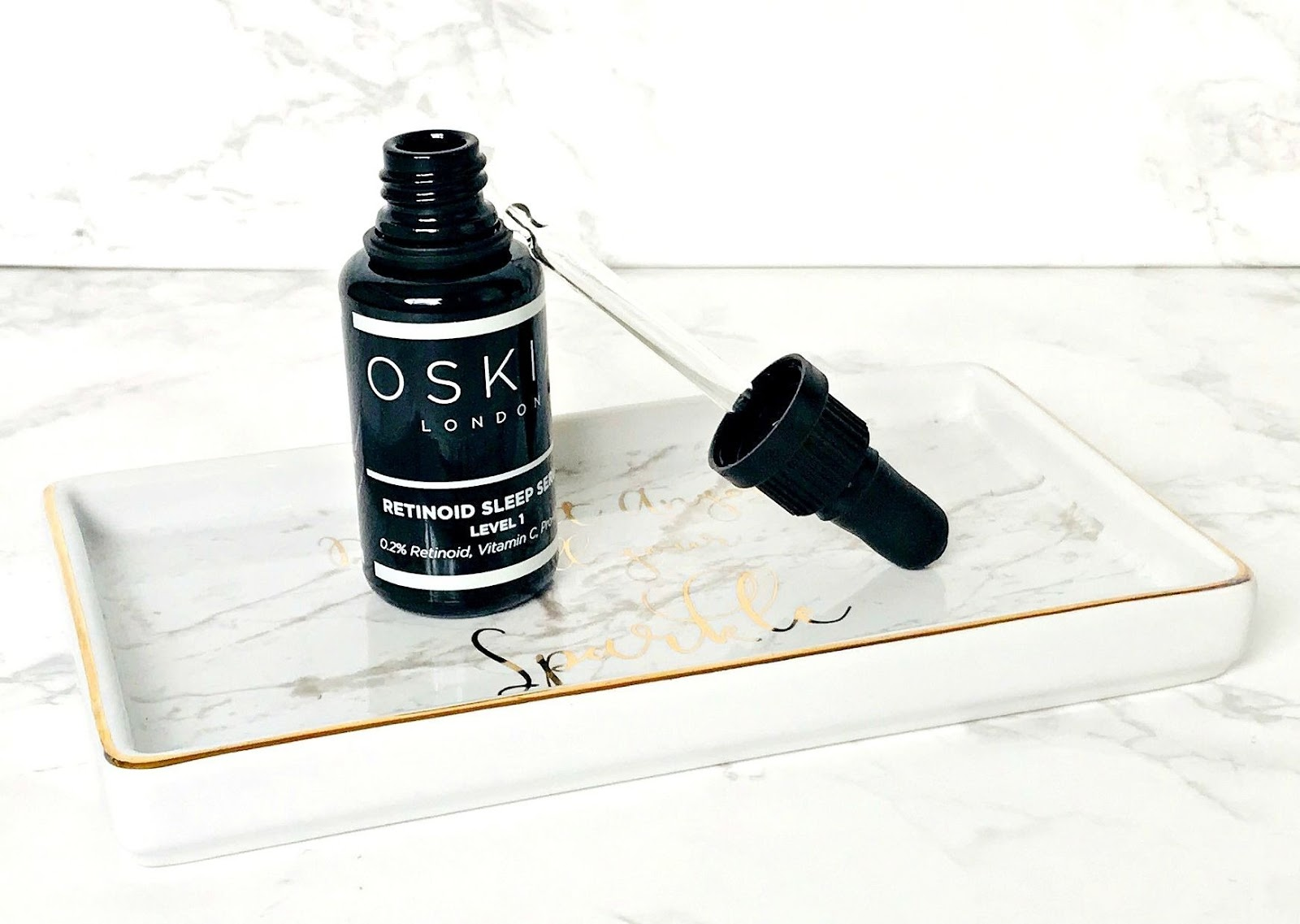 Oskia Retinoid Sleep Serum Level 1 Review