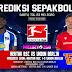 Prediksi Hertha BSC Vs Union Berlin 23 Mei 2020 Pukul 01.30 WIB