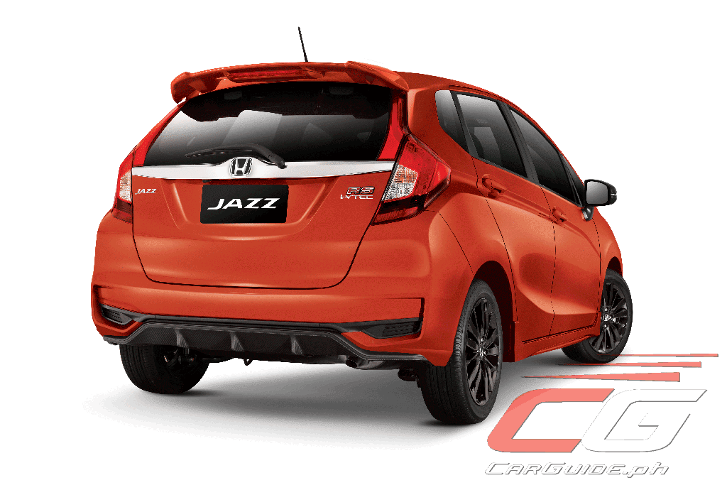 honda jazz gets a 2018 update too prices equipment up philippine car news car reviews. Black Bedroom Furniture Sets. Home Design Ideas
