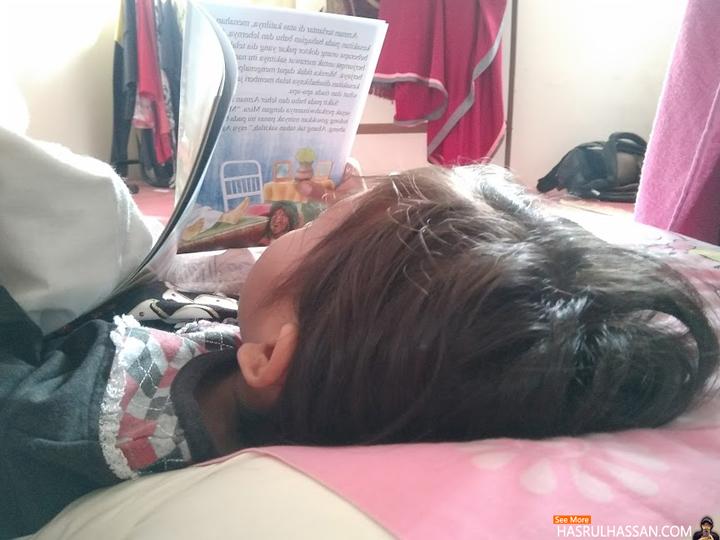 Tips Ajari Anak Untuk Sentiasa Minat Membaca