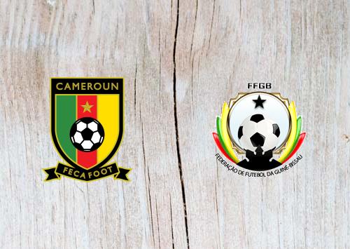 Cameroon vs Guinea-Bissau - Highlights 25 June 2019