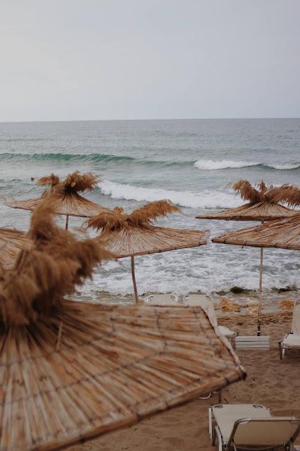 złote piaski plaża
