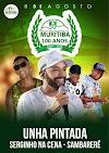 Aniversário de Muritiba terá show de Unha Pintada