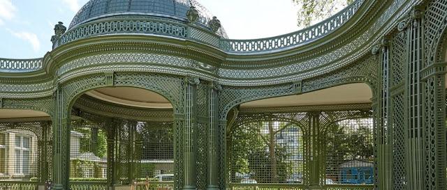 A 2R.C .Warandepark, brussels, Bruxelles, wauxhall, théatre, parcroyal, , treillage, Waux-Hall in Brussels park, hekwerk,