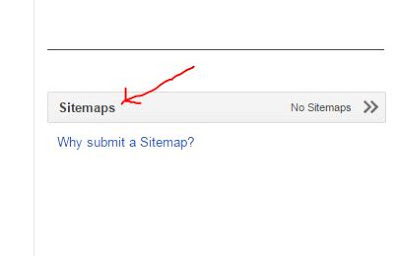 submit sitemap simple way google